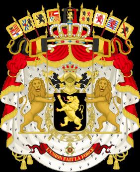 Brasão de Armas da Bélgica