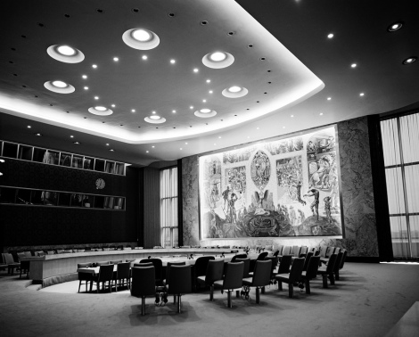 Permanent Home of the United Nations